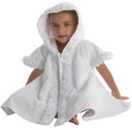 MANTLE BATHROBE TERRY 100% COTTON SiZE 1/3 YEARS
