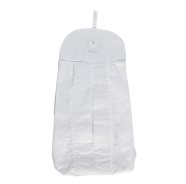 R02 EMBROIDERED NAPPY STACKER TERRY 40x50 cm ELEGANT