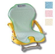 COVER PAPPA HIGHCHAIR TERRY 100% COTTON WITH HOLES FOR LIFEBELTS