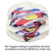 MASCHERINA PROTEZIONE SUPER BABY 2-10 ANNI- LAVABILE A 95\' STERILIZZABILE 125\'+ ELASTICO