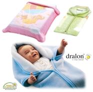 SACCO BABY MULTIFUNZIONE IN DRALON CON STAMPE LASER MISURA 80x90 cm MADE IN EU
