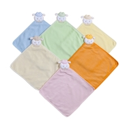 R27 COMFORTING HANDKERCHIEF (WHEN MUM IS ABSENT) CHENILLE:80%CO-20%PL 25x25 cm