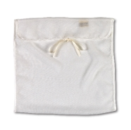 BAG IN CHIFFON FOR NEWBORS KIT WITH SATIN