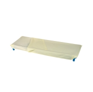 SHEET+ FITTED FOR KINDERGARTEN BABY COT 77x134 cm