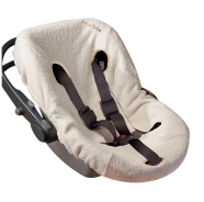 COVER BABY CAPSULE WITH 5 HOLES FOR LIFEBELTS TERRY 100% COTTON
